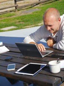 Mobile Internet vanlife
