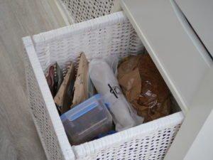 Vanlife food storage Essen im Camper lagern