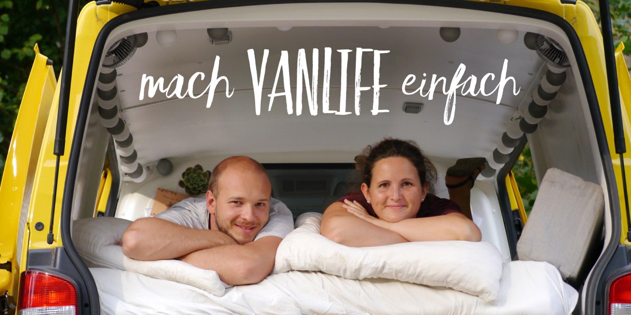 VW T5 Camper Ausbau Experten Nicki und Andy im Selbstausbau T5 Transporter