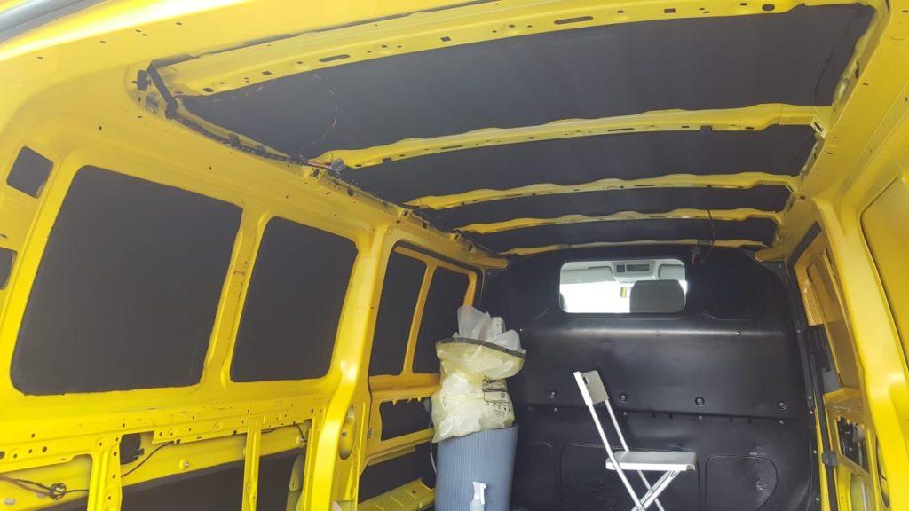 T5 Isolieren Bodenplatte Isolieren Vw T5 Camper Ausbau